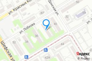 Сдается однокомнатная квартира в Екатеринбурге м. Проспект Космонавтов, Орджоникидзевский район, микрорайон Эльмаш, улица Лобкова, 38
