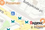 Схема проезда до компании Лерус в Екатеринбурге