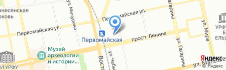Банкомат СМП Банк на карте Екатеринбурга