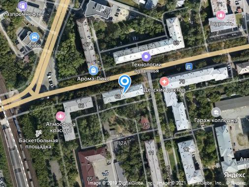 Сдаю 3-комнатную квартиру, 56 м², Екатеринбург, улица Первомайская, 68