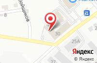 Схема проезда до компании Дары Природы в Екатеринбурге