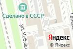 Схема проезда до компании ЛБМ-Мастер в Екатеринбурге