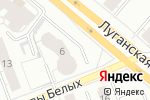 Схема проезда до компании Настроение в Екатеринбурге