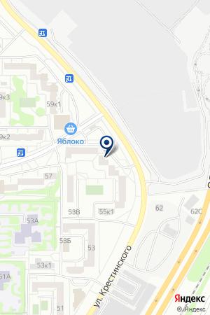 Магазин ортопедической обуви Ортосклад на карте Екатеринбурга