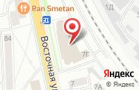 Схема проезда до компании Энтер Пресс в Екатеринбурге