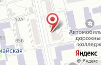 Схема проезда до компании Промтехизделия в Екатеринбурге