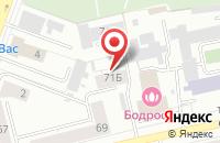 Схема проезда до компании Предприятие Котельных в Екатеринбурге