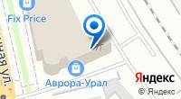 Компания ЛИСТ на карте