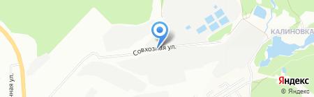 Автофранс на карте Екатеринбурга