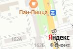 Схема проезда до компании Алекстел Сервис в Екатеринбурге