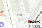 Схема проезда до компании Вега в Екатеринбурге
