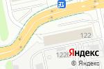 Схема проезда до компании Все по-домашнему в Екатеринбурге