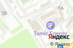 Схема проезда до компании Гидро-Система в Екатеринбурге