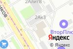 Схема проезда до компании Уралэнерготел в Екатеринбурге