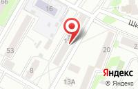 Схема проезда до компании Подсказка.Ру в Екатеринбурге