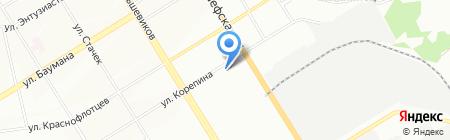 Детский сад №181 на карте Екатеринбурга