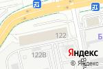Схема проезда до компании ЕВК-РЕСУРС в Екатеринбурге