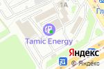 Схема проезда до компании Башкирские Нефтепродукты в Екатеринбурге
