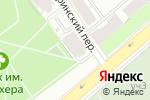 Схема проезда до компании Радиан в Екатеринбурге
