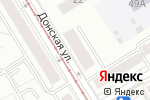 Схема проезда до компании Синяя птица в Екатеринбурге