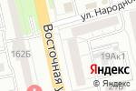 Схема проезда до компании Советская в Екатеринбурге