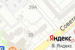 Схема проезда до компании Островок спорта в Екатеринбурге