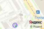 Схема проезда до компании АвтоТехКонтракт-74 в Екатеринбурге