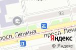 Схема проезда до компании Продуктовый магазин в Екатеринбурге