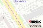 Схема проезда до компании Уралмаш-эльмаш.рф в Екатеринбурге
