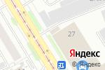 Схема проезда до компании Магазин оптики в Екатеринбурге