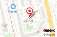 Схема проезда до компании Информ-Пресса в Екатеринбурге