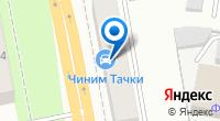 Компания БитФорс на карте