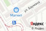 Схема проезда до компании Сеть салонов оптики в Екатеринбурге