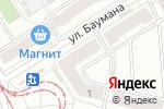 Схема проезда до компании Совкомбанк в Екатеринбурге