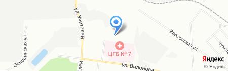 ДИА Сервис на карте Екатеринбурга
