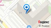 Компания Турбо-Сайт на карте