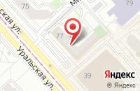 Схема проезда до компании Гуд-Вуд в Екатеринбурге