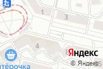 Схема проезда до компании Bagsland в Екатеринбурге
