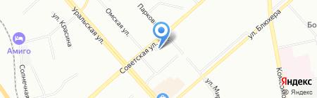 Мир совершенства на карте Екатеринбурга