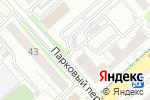 Схема проезда до компании ЭНЕРГОСБЫТ ПЛЮС в Екатеринбурге
