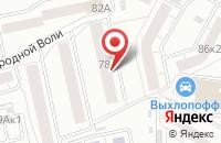 Схема проезда до компании Россток-Мясной Двор в Екатеринбурге