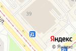 Схема проезда до компании Фамилия в Екатеринбурге