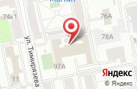 Схема проезда до компании Международный Центр Медицинской Информации, Консультаций и Обучения Специалистов в Екатеринбурге