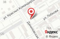Схема проезда до компании Хай Вэй Груп в Екатеринбурге