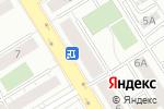 Схема проезда до компании Мир Постельного Белья в Екатеринбурге