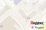 Схема проезда до компании УГК-Энергетика в Екатеринбурге