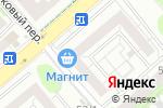 Схема проезда до компании Sitestart96 в Екатеринбурге
