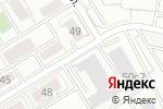 Схема проезда до компании СтальПромИнвест в Екатеринбурге