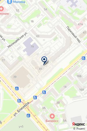 САЛОН КРАСОТЫ THE FIRST (ФИРСТ) на карте Екатеринбурга