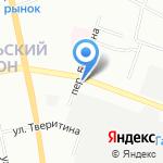 РегионКомплектСтрой на карте Екатеринбурга